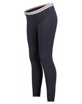 Noppies Umstandsmode Nightwear NEU Bio Baumwolle GOTS Isabel Schlafanzughose Leggings 90N4418