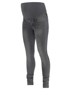 Skinny Umstandsjeans Avi Damen Jeanshose graue Waschung 32INCH & 30INCH
