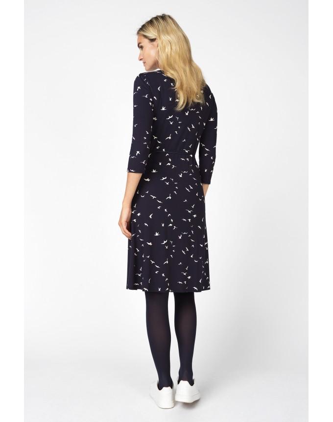 Kleid Robijn