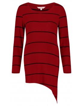 Noppies Langarmshirt Suus Umstandsshirt mit Streifen-Muster 90620