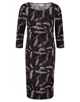 Noppies Still-Kleid Sylvie All-Over-Print mit Baumwolle und Stretch 90627