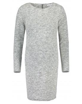 Noppies Umstands-Kleid Silje Baumwoll-Mix Midi meliert Reissverschluss 90631