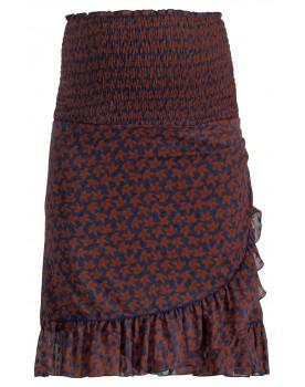Queen Mum Umstandsrock mit Rüschen und Unterrock 91551