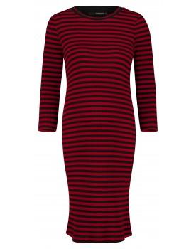 Supermom Kleid Stripe Umstands-Kleid Streifen-Print sportlich S1014