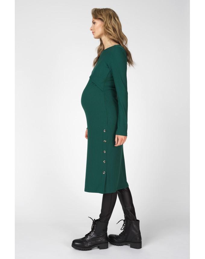Still-Kleid Buttons
