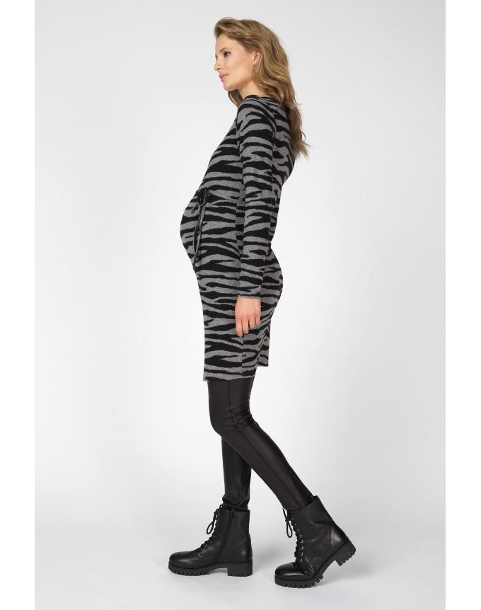 Kleid Zebra