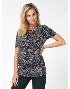 T-shirt Rowan Schwangerschaftsgarderobe Rundhalsausschnitt 90519