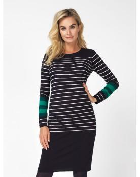 Damen Feinstrick-Kleid Raquel von Noppies Umstandskleid 90526