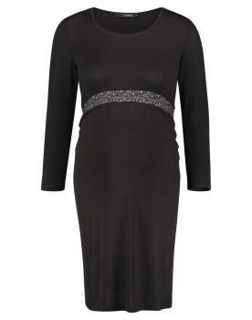 Kleid Basic S1015 Umstandskleid Supermom Anlass