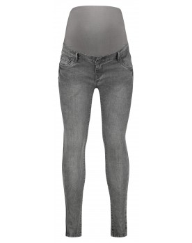 Supermom Skinny Umstandsjeans Grey Jeans Umstandsmode S1023