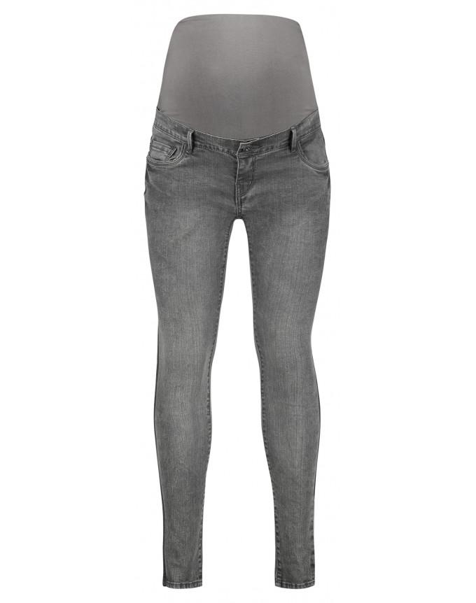Skinny Umstandsjeans Grey