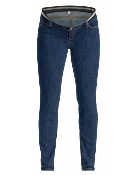 Esprit Slim fit Umstandsjeans medium blau verstellbar U198X002