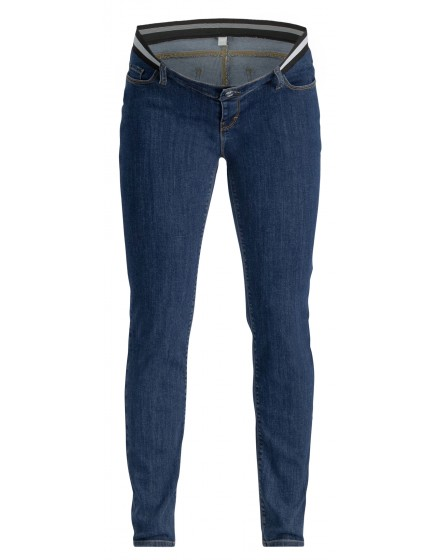 Esprit Slim fit Umstandsjeans medium blau verstellbar U198X002