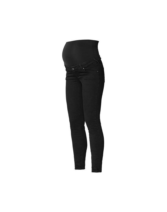 Trendige Slim-Fit-Umstandsjeans von Queen mum