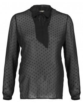 Noppies Schwangerschaftsshirt Tiffany mit einem All-Over Muster und einer Schleife am Ausschnitt 90731