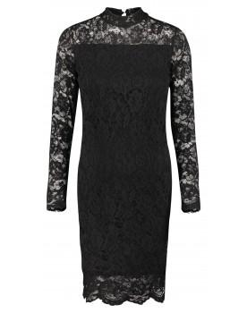 Supermom Umstands-Kleid Lace mit suptilem Kragen und aus super dehnbarem Stoff S1095