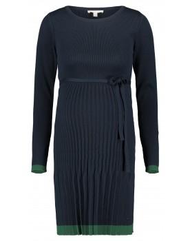 Esprit Umstands-Kleid in weicher Baumwollmischung und stylischem Schleifenverschluss W1984268