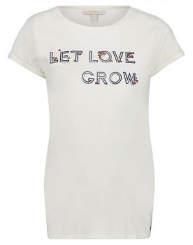 Esprit T-Shirt aus Bio-Baumwolle mit GOTS-Zertifikat W1984702