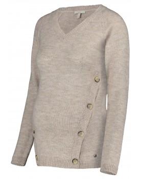 Esprit Still-Pullover in Rippstrick und V-Ausschnitt X1984503