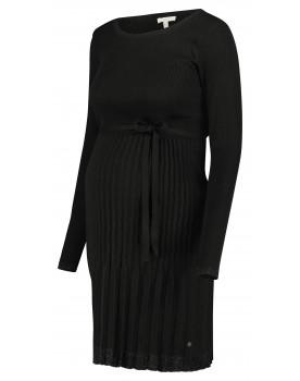 Esprit - Kleid in Rippstrick mit Boot-Ausschnitt Y1984261