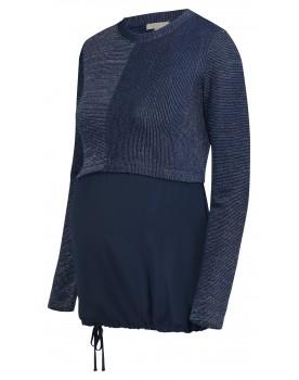 Esprit Sweater in längerer Länge mit Tunnelzug Y1984502