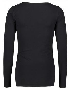 Esprit Langarmshirt aus weicher Baumwolle mit Stretchanteil Y1984700