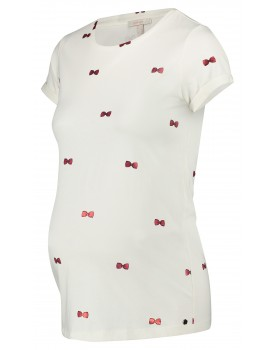 Esprit T-Shirt aus weicher Baumwolle mit Allover-Print Y1984703