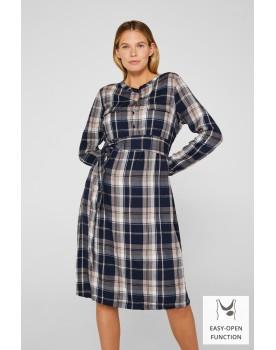 Esprit Still-Kleid Karomuster X1984262