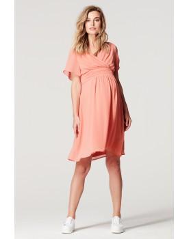 Noppies Kleid Blossom mit transparenten Ärmeln 20010424