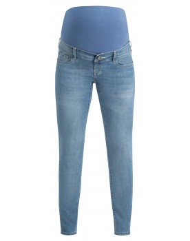 Noppies Skinny Umstandsjeans Avi Aged Blue 200110103X