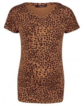 Supermom Umstandsshirt T-shirt Leopard 20210013
