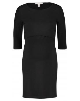 Esprit Still-Kleid Umstandskleid mit Dreiviertelärmeln A2084261