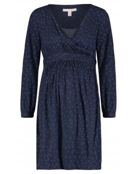Esprit Still-Kleid Wickelkleid mit V-Ausschnitt A2084262