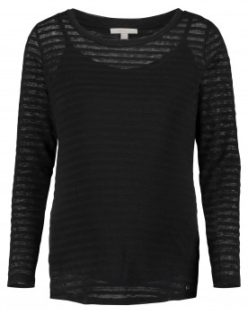 Esprit Still-Shirt doppellagiges Umstandsshirt A2084709