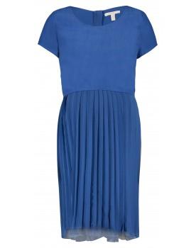 Esprit einfarbiges Still-Kleid B2084263