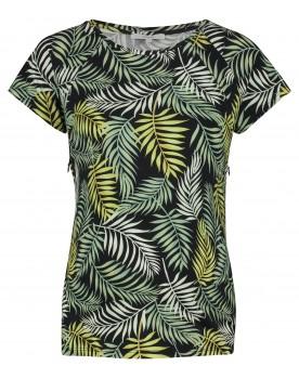 Noppies Umstandsshirt Still t-shirt Bisou mit sonnigem Blätter-Print 20020017