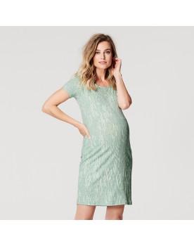 Noppies Umstands-Kleid Melange-Stoff Bridget 20020410