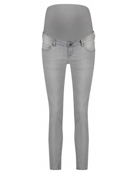 Noppies Slim Umstandsjeans Mila Light Aged grey 20021011