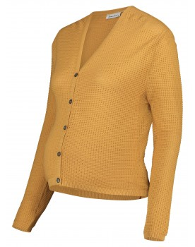 Queen Mum Strickjacke Helsinki mit GOTS-Label 20120312