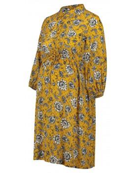 Queen Mum Still-Kleid Umstandskleid Seatle mit Puffärmeln 20120411