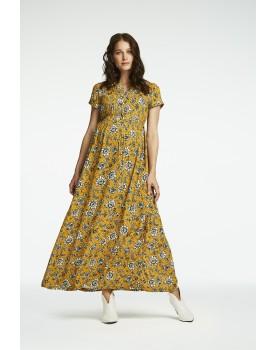 Queen Mum Umstandskleid Maxi-Stillkleid Denver mit Blumenprint 20120418