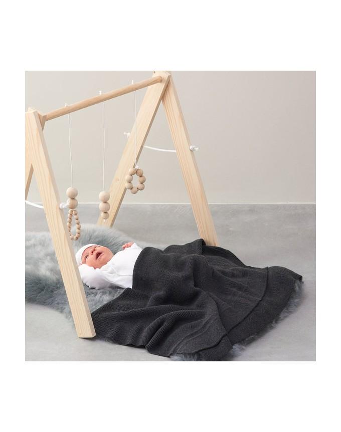 Noppies Babydecke Norcia 75x100 cm