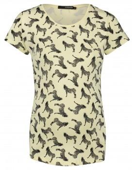 Supermom T-shirt Umstandsshirt Zebra Safari 20220016