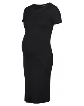 Supermom Kleid Rib angenehmer Stretch-Rippenstoff 20220410