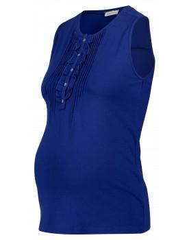 Queen Mum Still-Shirt UmstandsshirtTokyo aus Viskose 20130017