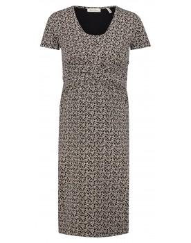 Queen Mum Still-Kleid Umstandskleid Colombo aus Bio-Baumwolle mit GOTS-Label 20130419
