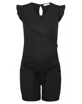 Queen Mum Still-Jumpsuit Manila aus weichem Jersey-Material 20131112
