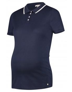 Esprit Poloshirt Umstandsshirt aus Baumwolle 20830211
