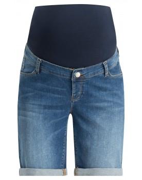 Esprit Umstands-Bermuda Jeans aus Stretch-Denim 20831213