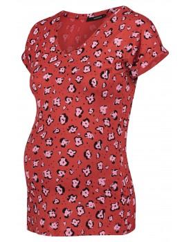 Supermom Umstandsshirt T-shirt Flower aus Viskose 20230017